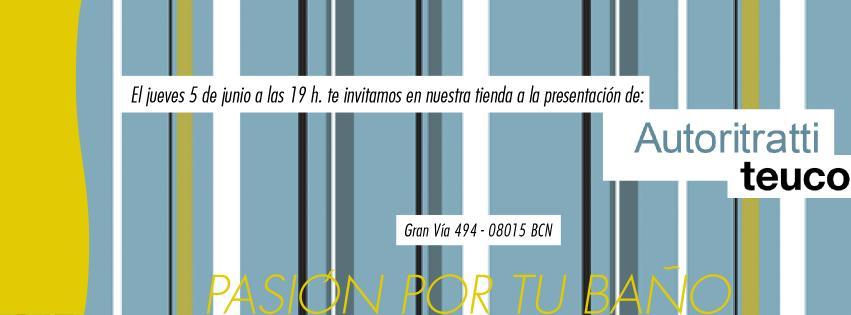 invitacion TEUCO, tonobagno