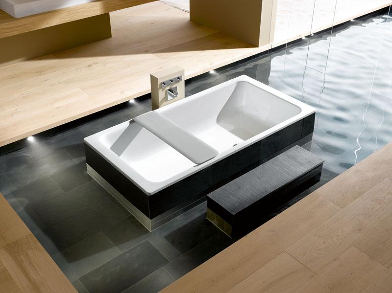 Diseno De Baños Alfa:Baños de diseño: 8 bañeras para viviendas y hoteles