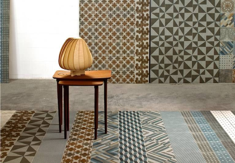 Mosaicos hidraulicos barcelona tono bagno - Mosaico hidraulico precio ...