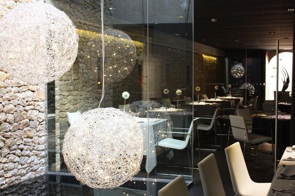 Reforma Hotel Gran Claustre - Restaurante Les Bruixes de Burriac - Gloria Duran Arquitecte - Tono Bagno - Barcelona