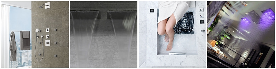 Baños con griferias de diseño exclusivas - Tono Bagno - Barcelona