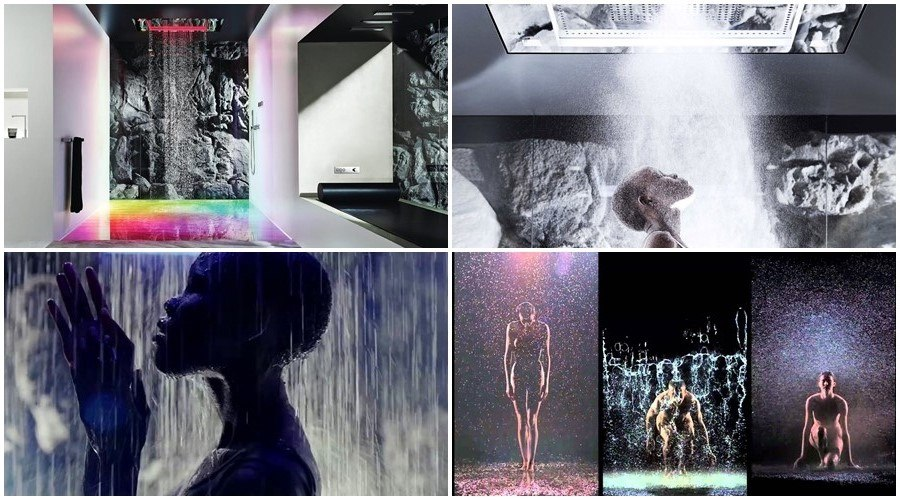 duchas dornbracht, duchas de diseño