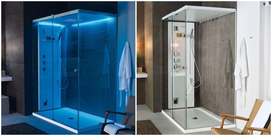 Novedades ba os 2016 ba os de dise o moderno tono bagno for Placa duchas modernas