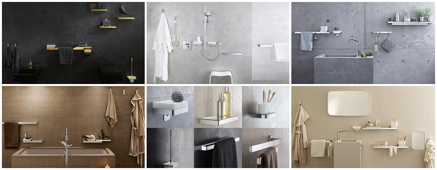 Novedades baños de diseño modernos, Tono Bagno, Barcelona