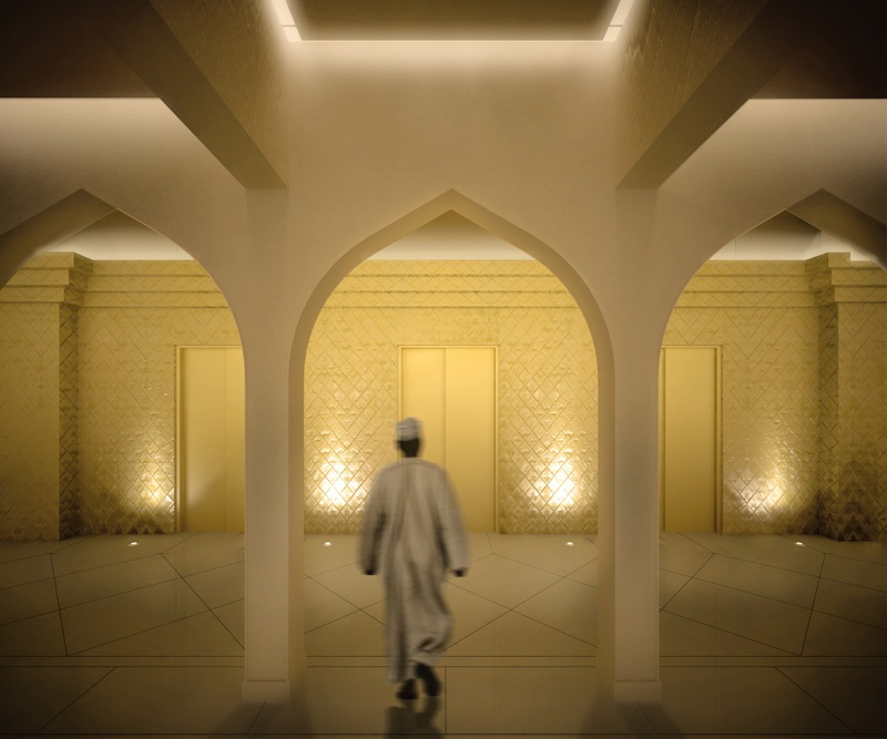 Arquitectura influencia Arabe, Intercon