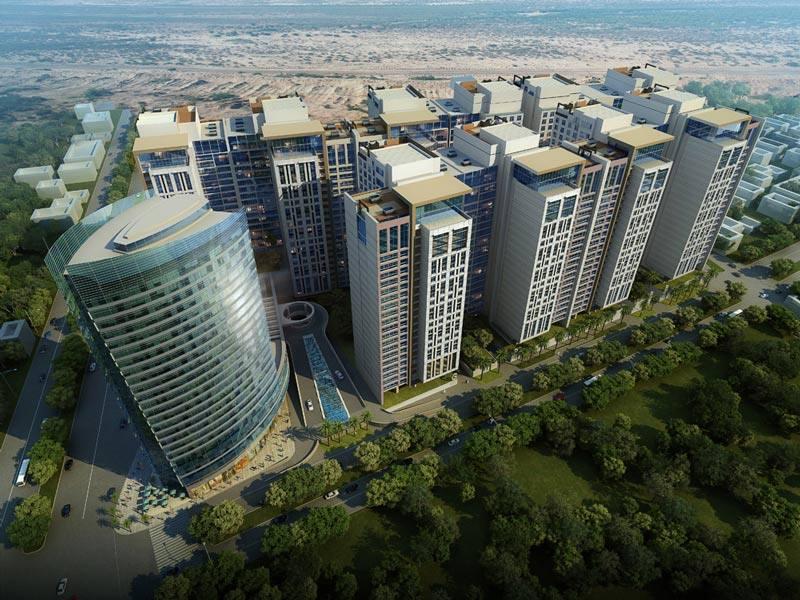 Gran proyecto hotelero, Intercon