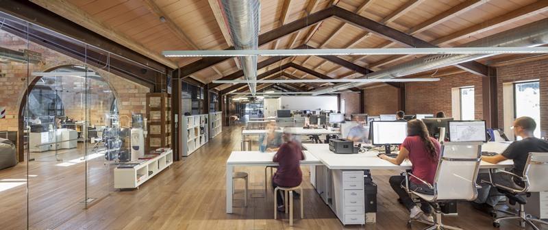 Oficinas Intercon Barcelona