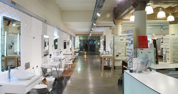 Tono Bagno. Tienda de baños y accesorios para baño en Barcelona