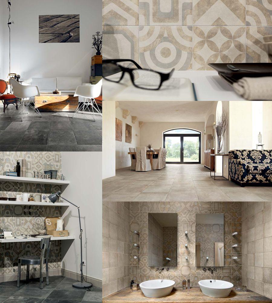 Pavimentos y revestimientos porcelanicos, Cerim Serie Memory , Tono Bagno, Barcelona
