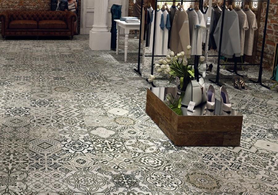 Pavimentos revestimientos porcelanicos Land serie Nouveau - Tono Bagno Barcelona