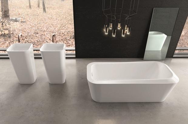 KALDEWEI EMERSO bath-tub, designer bathtub, Tono Bagno, Barcelona