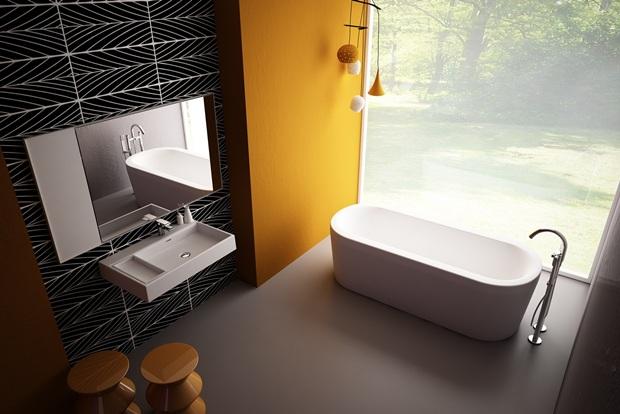 Bañera MIA de TEUCO, bañera de diseño, Tono Bagno, Barcelona