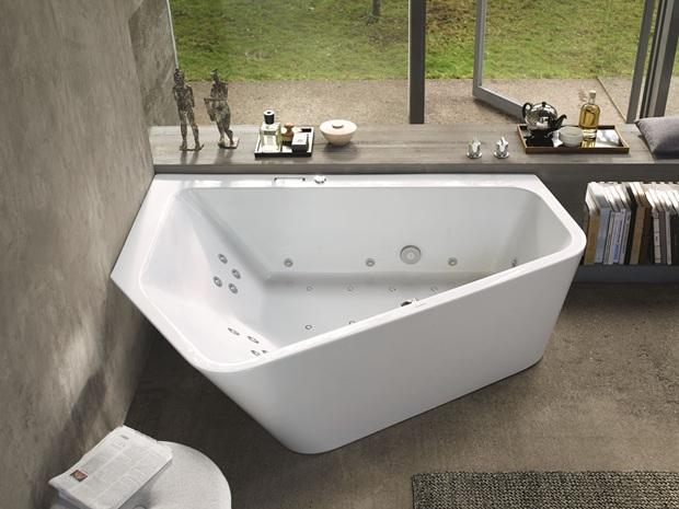 Bathtub PAIOVA 5 by DURAVIT, designer bathtub, Tono Bagno, Barcelona