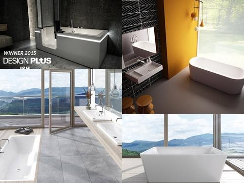 Bañeras de diseño tendencia 2015