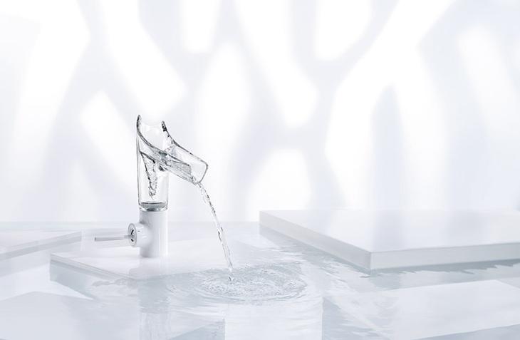 griferias de diseño para baños, novedades griferias modernas