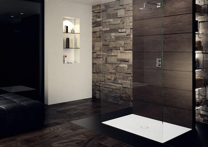 Novedades platos de ducha a medida y extraplanos tono bagno for Placa duchas modernas