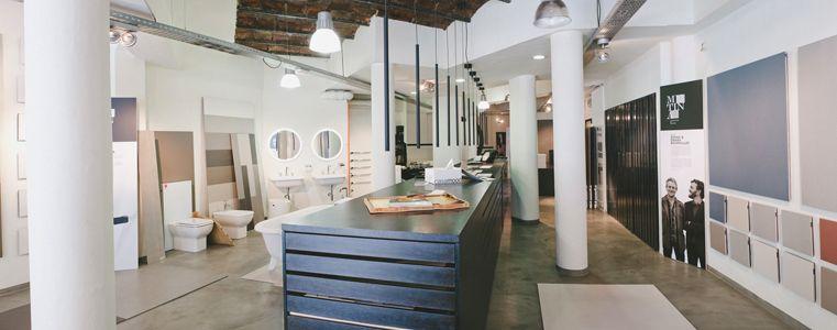 Suelos y paredes para restaurantes y bares tono bagno for Pavimentos barcelona