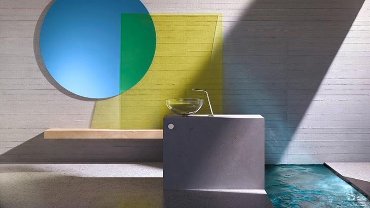 griferia cl1 dornbracht, griferias de diseño para cuartos de baño