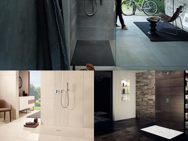 Platos de ducha extraplanos o extrafinos tendencia 2015 for Platos de ducha barcelona
