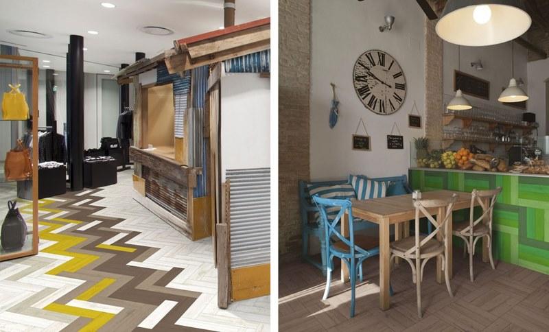 suelos para bares y restaurantes