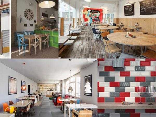 suelos para restaurantes y bares