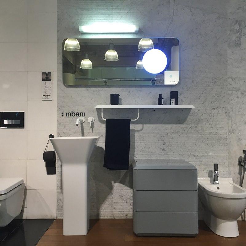 tienda de muebles de baño barcelona, Inbani