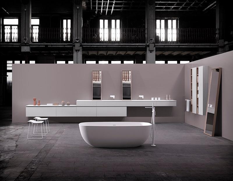 Mobiliario y accesorios de baño Inbani Strato, Tono Bagno Barcelona