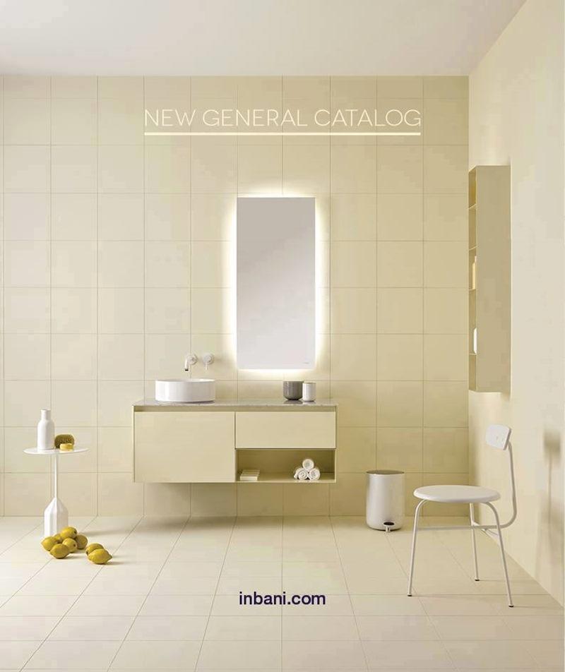 Inbani muebles para baños en Tono Bagno Barcelona