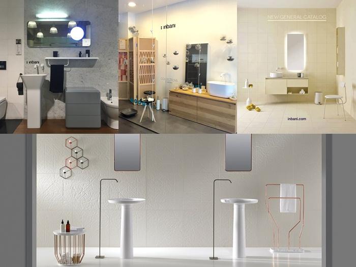 muebles para baños en barcelona, inbani