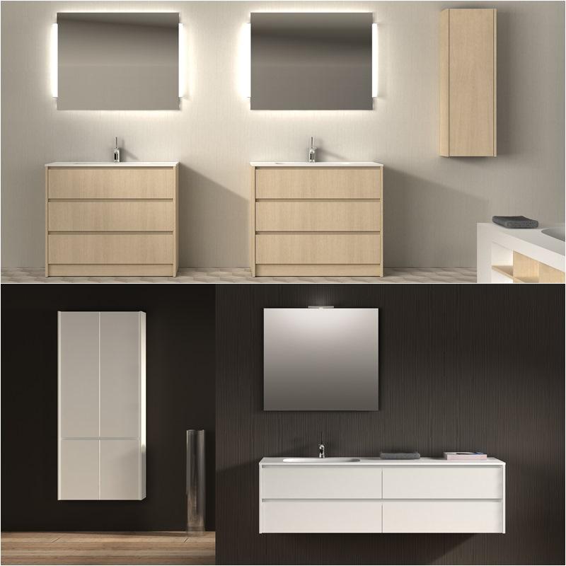 muebles de baño modernos en barcelona, muebles para baños en barcelona