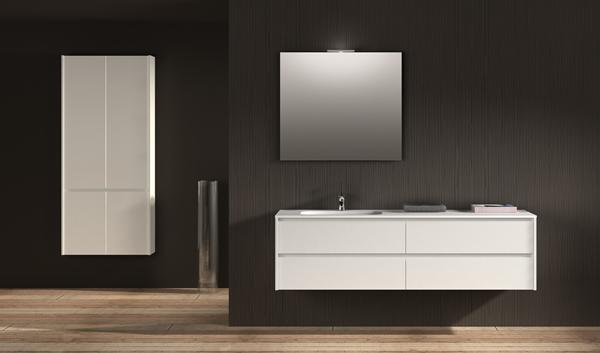 muebles para baños en barcelona, muebles de baño mapini, Easy
