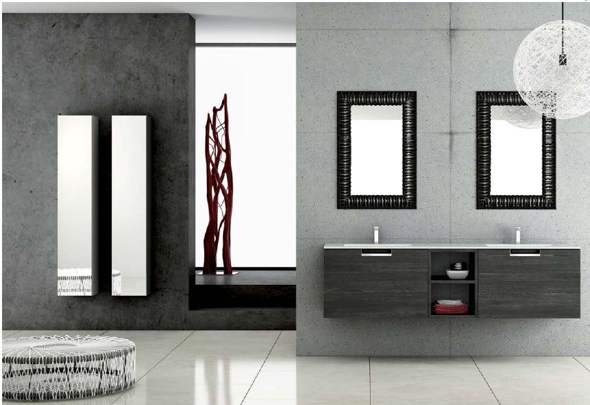 Muebles De Baño Unibaño:muebles modernos para baños en barcelona, tienda de muebles de baños