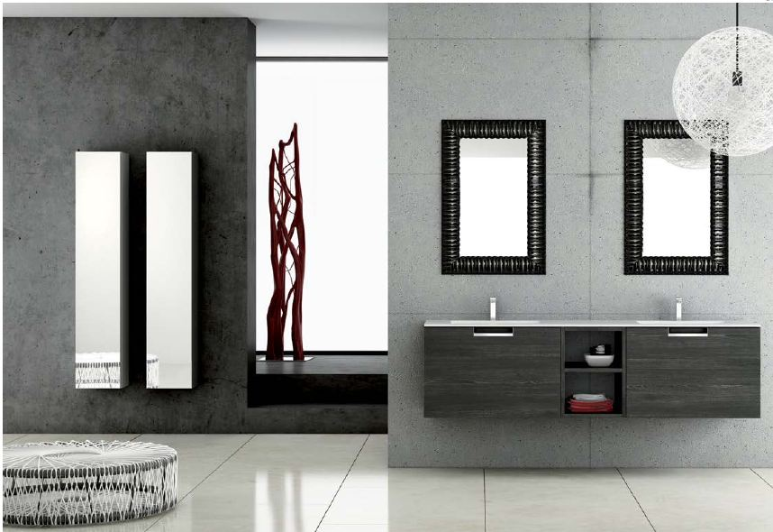 muebles modernos para baños en barcelona, exposicion muebles de baño barcelona, Decosan-d-i-2