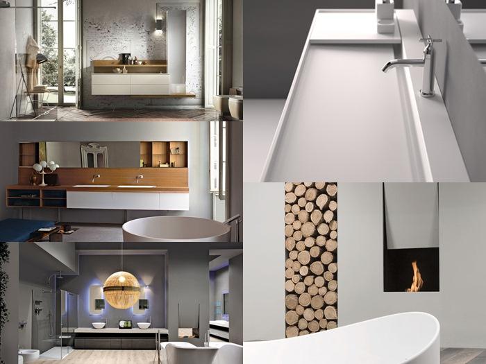 muebles de baño de diseño para baños modernos en barcelona