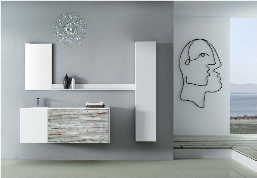 Muebles de ba o uniba o for Muebles de bano modernos online