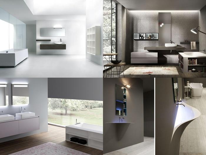 muebles para baños modernos a medida