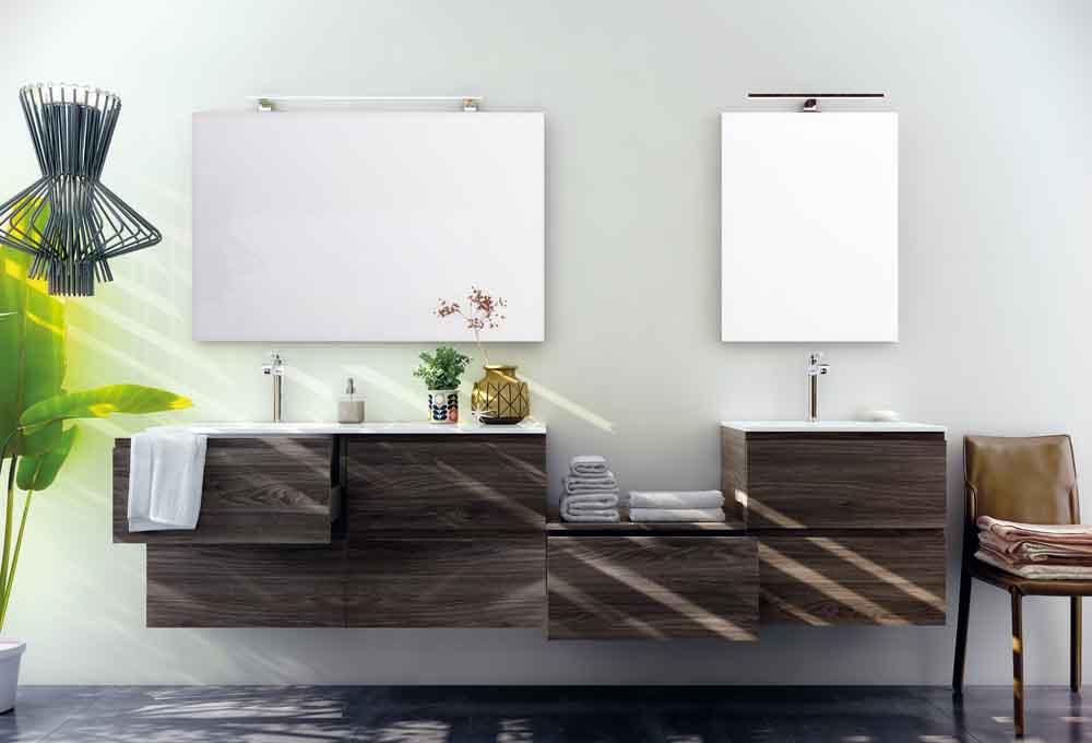 tienda de muebles para baños en barcelona., muebles de baño en barcelona unibaño