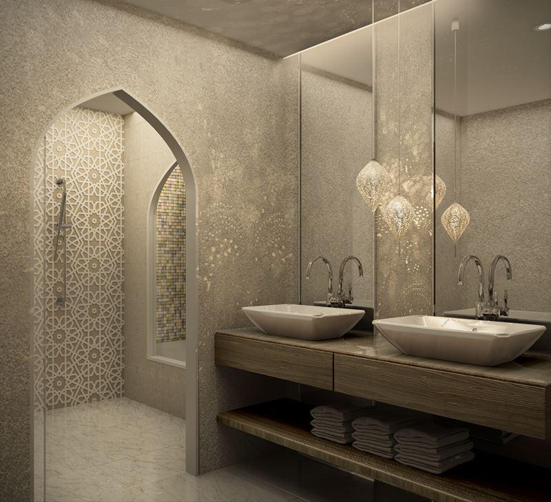 baños en hoteles de lujo tono bagno barcelona