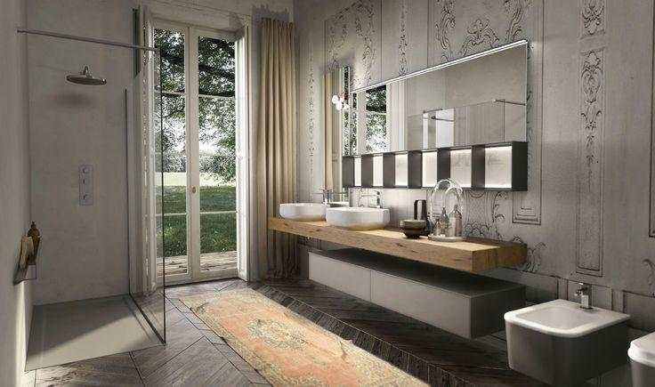 muebles de baño modernos, enea edone