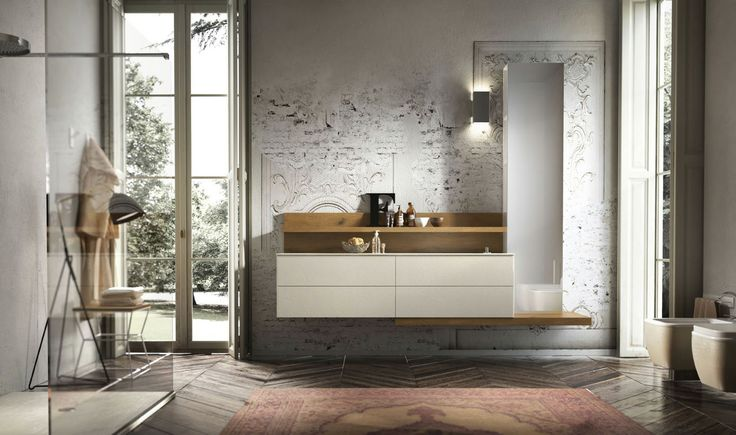 muebles de baño modernos, muebles de baño enea edone
