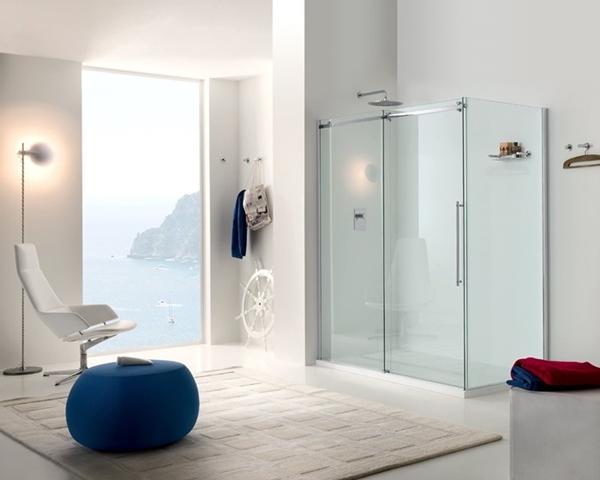 Tienda especializada en Mamparas de ducha en Barcelona, mamparas inda Air, Tono Bagno Barcelona