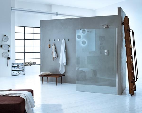 Tienda especializada en Mamparas de ducha en Barcelona, mamparas inda Walkin, Tono Bagno Barcelona