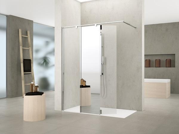 tiendas de mamparas para duchas barcelona, mampara para ducha kuadra novellini, Tono Bagno
