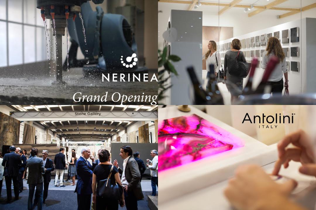Nerinea Antolini pavimentos revestimientos piedra natural