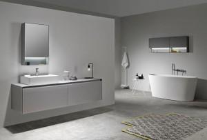 muebles de diseño para baños