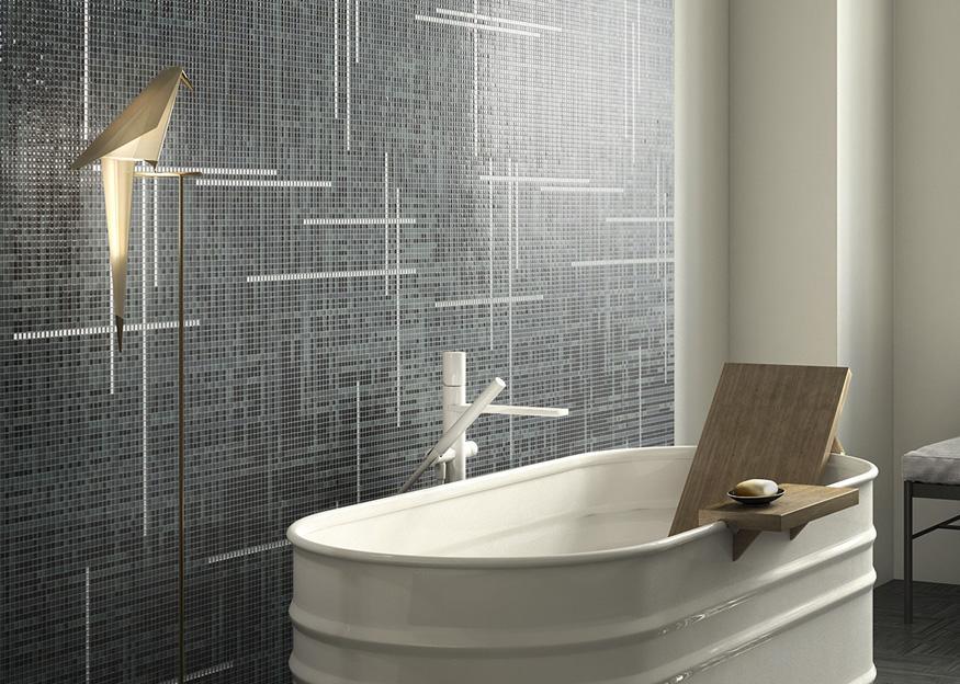 mosaicos para spas zonas baño