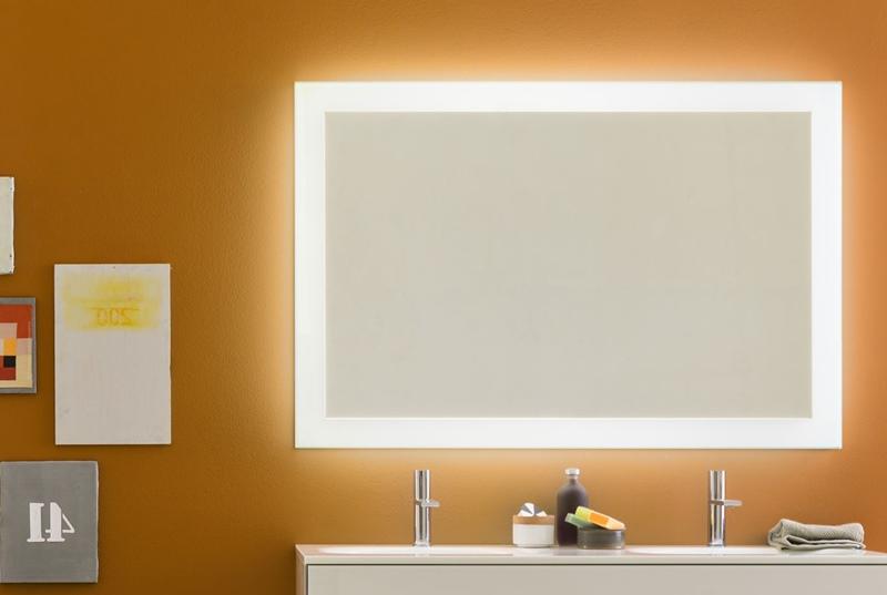 Tienda de espejos para ba o barcelona tono bagno for Focos para espejos de bano