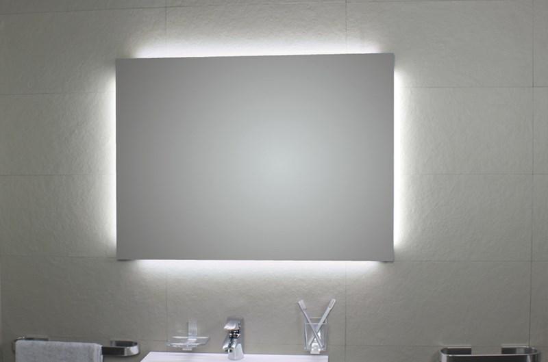 Tienda de espejos para ba o barcelona tono bagno for Marcos para espejos grandes modernos