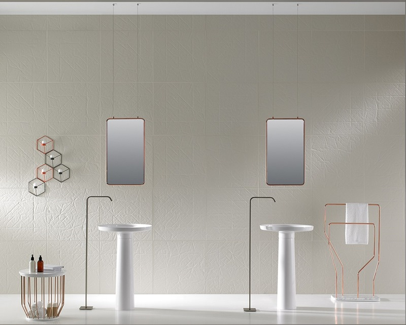 Espejos para ba os modernos tono bagno Espejos pequenos pared