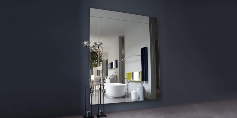 espejos modernos para baos